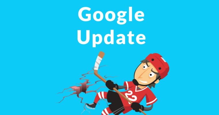 آپدیت گوگل نوامبر 2019