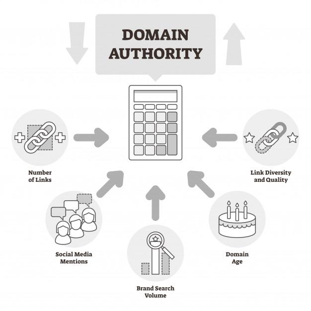 دامین آتوریتی چیست؟ چگونه دامین اتوریتی سایت را افزایش دهیم؟ چرا باید domain authority را افزیش دهیم؟