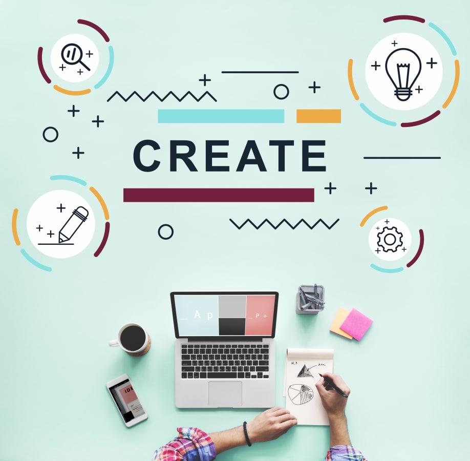 آموزش تولید محتوا content creation