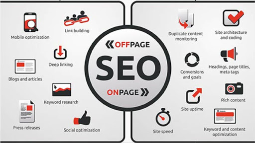 سئو داخلی در مقایسه با سئو خارجی seo on page vs off page